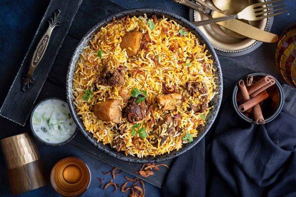 Biriyani Dishes