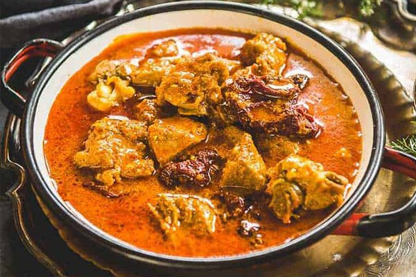 Traditional Curry Dishes