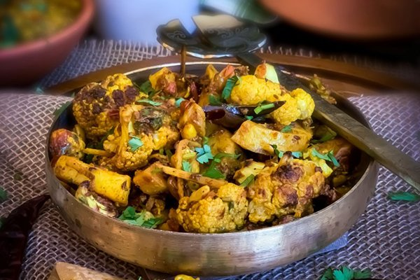 Vegetable Curry Dishes